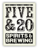 5 & 20 Pale Ale beer