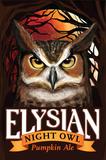 Elysian Night Owl Pumpkin Beer