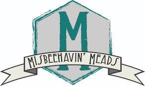 Misbeehavin' Meads Big Black beer Label Full Size