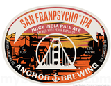 Anchor San Franpsycho Beer