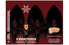 Sixpoint V Righteous Beer