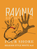 Ravinia Four Shore beer