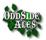Odd Side Raspberry Blood Orange Fruitscicle beer Label Full Size