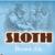 Mini st francis sloth