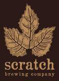 Scratch Blackberry Weiss beer