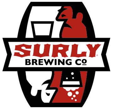 Surly First Avenue +1 Golden Ale beer Label Full Size