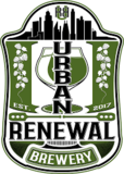 Urban Renewal Razed IPA Beer