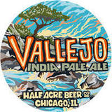 Half Acre Vallejo IPA 2018 Beer