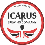 Icarus Don't Haze Me Brux beer