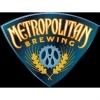Metropolitan Javatron beer Label Full Size