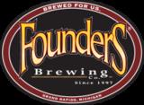 Founders Backwoods Bastard 2015 Bourbon Barrel-aged Scotch Ale Beer