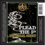Dark Horse Plead the 5th 2012 beer