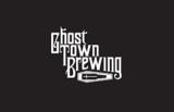 Ghost Town Helles Awaits beer