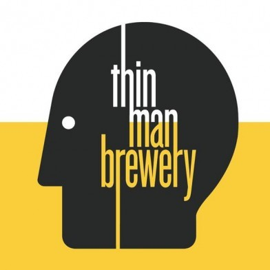 Thin Man Trial By Wombat beer Label Full Size