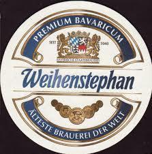 Weihenstephaner/Sierra Nevada Braupakt beer Label Full Size