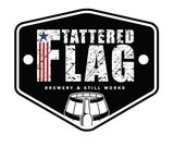 Tattered Flag Sour Srawberry Rhubarb beer
