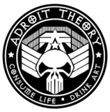 Adroit Theory Dia de los Muertos [coffee + hazelnut + honey] Beer