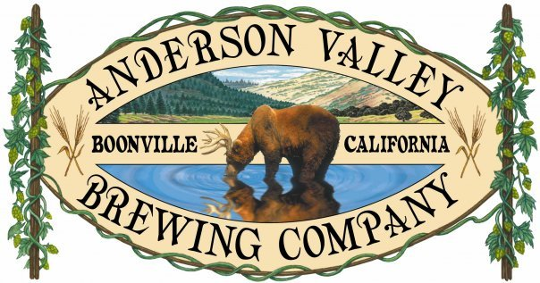 Anderson Valley Michigan Cherry Gose beer Label Full Size