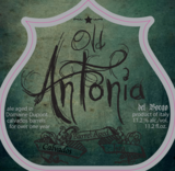 Birra del Borgo Old Antonia beer