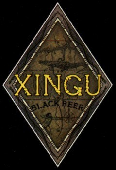 Xingu Black Beer beer Label Full Size