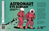 Illuminated Brew Works Astronaut Eye Scream Dbl Dry Hopped IPA beer