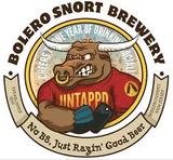 Bolero Snort Happy Buck'n 5th Anniversary Beer