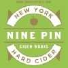 Nine Pin/City Beer Hall Go-Go Smoked Mango beer Label Full Size