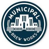 Municipal Brew Works Orange Agave Blonde beer