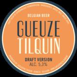 Tilquin Gueuze Draft Version beer
