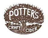 Potter's Strawberry Ginger Cider beer