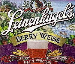 Leinenkugel's Berry Weiss Beer