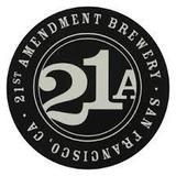 21st Amendment Brew Free! or Die IPA Blood Orange Beer