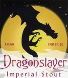 Middle Ages Dragonslayer beer
