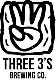 Three 3's Back To Reality beer