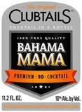 Clubtails Bahama Mama Beer