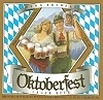 Penn Oktoberfest beer Label Full Size