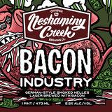 Neshaminy Creek Bacon Industry Beer