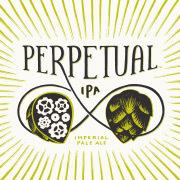Troeg's Perpetual IPA beer Label Full Size