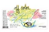 Off Color April Rain beer