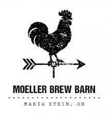 Moeller Brew Barn- Milk Truck Porter *NITRO* beer Label Full Size