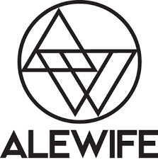Alewife Electric Rhino beer Label Full Size