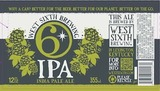 West Sixth IPA beer