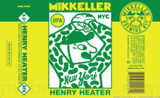 Mikkeller NYC Henry Hustle Beer