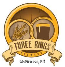 Three Rings Brewery - Grand Illusion beer Label Full Size