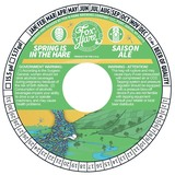 Fox N Hare's - Spring Is In The Hare beer