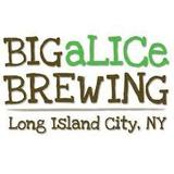 Big Alice NYS Pilsner beer