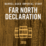 Lo Rez - Far North Declaration, Barrel Aged (2018) beer