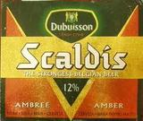 Scaldis Amber beer