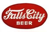Falls City Black IPA beer