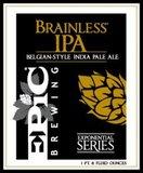 Epic Brainless IPA beer